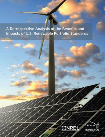 Renewable energy standards deliver sizable benefits and impacts, labs say