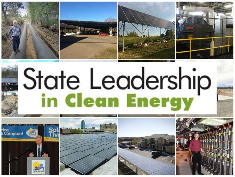 State Clean Energy Programs Honored for Efforts to Transform U.S. Markets