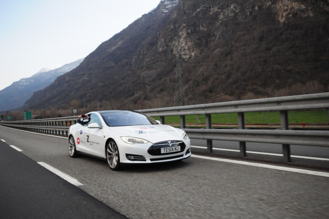 From Turin to Paris: ESCP Europe Electric Vehicle Road Trip – Day 6