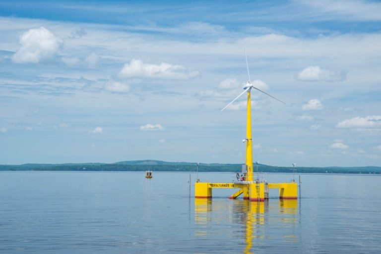 Offshore Wind Power on the Horizon for the Gulf of Maine