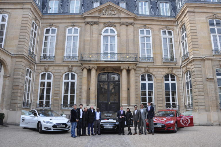 The Grand Finale in Paris: ESCP Europe Electric Vehicle Road Trip – Day 7