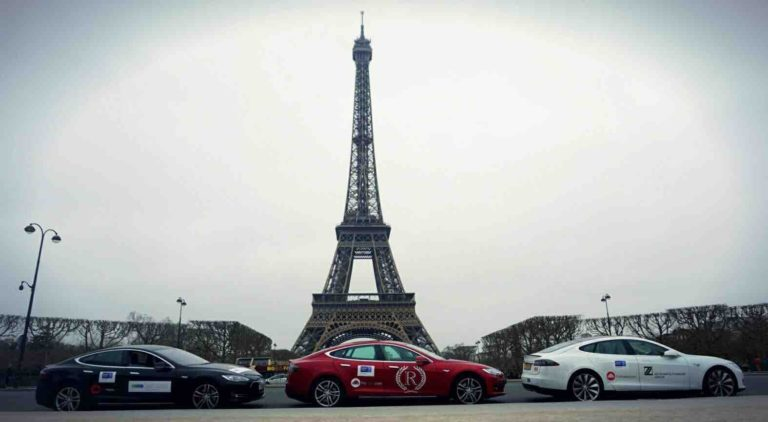 The Final Day and Almost our Final Battery: ESCP Europe Electric Vehicle Road Trip – Day 8
