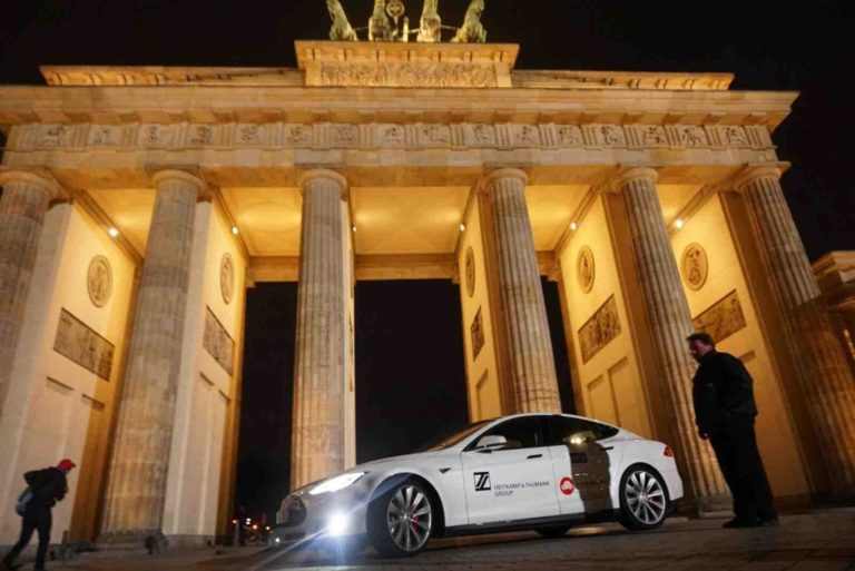 Berlin & The Energiewende: ESCP Europe Electric Vehicle Road Trip – Day 4