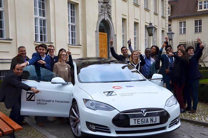 From Berlin to Turin : ESCP Europe Electric Vehicle Road Trip – Day 5