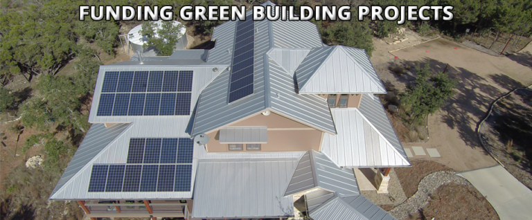 Funding Green Building Projects