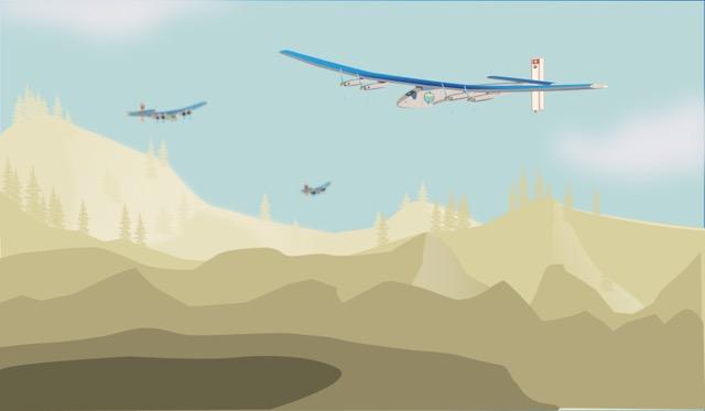 Fixing Dirty Aviation: Solar Impulse 2