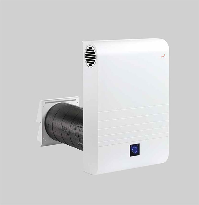 Zehnder Announces the New ComfoAir 70  Energy Recovery Ventilation Unit