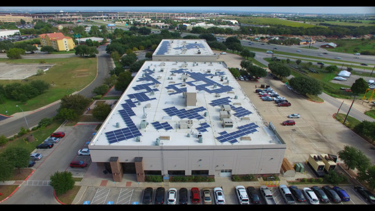 Nutritional Supplements Manufacturer Powers Facilities with Solar