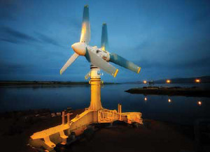 Atlantis Tidal Energy Turbine
