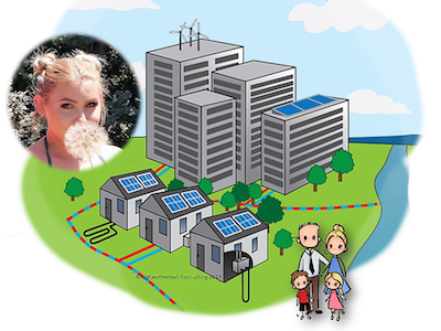 Google, Dandelion Geothermal, and the Thermal Energy IoT