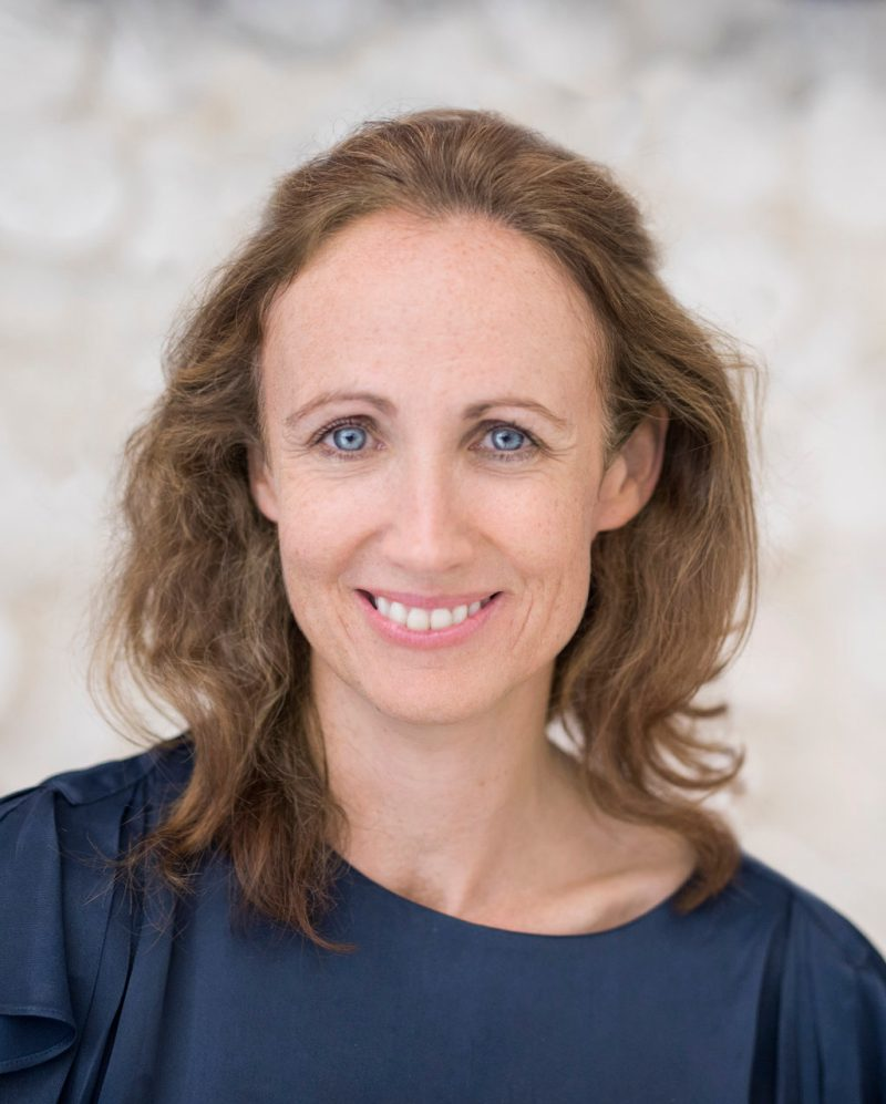 Sinead Lynch, UK Country Chair for Shell