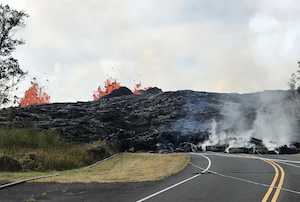 Future Operations at Puna Geothermal Are Uncertain Following Lava Damage