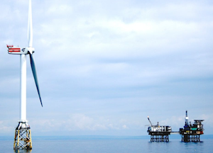 The Public Health Benefits of Adding Offshore Wind to the Grid