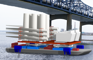 Timely US Offshore Wind Construction Support Vessel Proposed