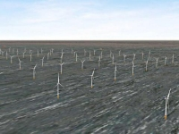 British Prime Minister Opens World's Largest Offshore Wind Farm