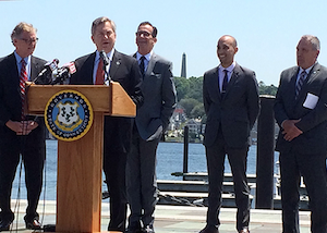 Connecticut Plans $15M in Port Upgrades to Support Offshore Wind Industry
