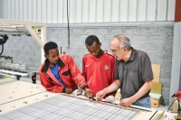 Small Firm in Florida Helps Bring Renewable Energy to Africa and the Caribbean