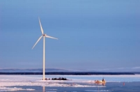 Wind Energy Helps Ward Off Power Outages