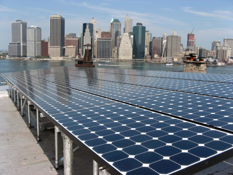NYC Sets New Goals for Energy Storage and Solar Capacity