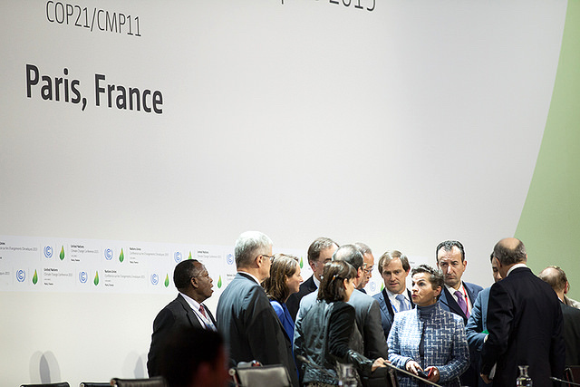 What Will Remain of the Climate Challenge Conference? The Fate of the Planet Between Paris and Marrakech