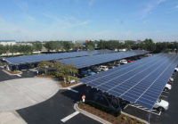 What Rain? REWNA Attendees Tour the Orlando Utility Commission's First Community Solar Garden