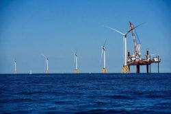 Deepwater Wind Starts Operation of First Offshore Wind Project