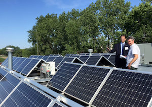 Minnesota Cities Learn from Buying Community Solar Together