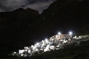 Microgrids Lighting Up Villages, and Lives, in India's Himalayas