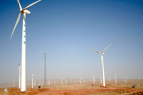 Another Strong Year for China's Wind Industry