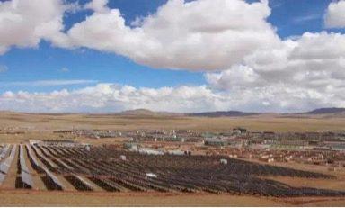 Sungrow Installs World's Largest Solar PV, Energy Storage Microgrid Plant