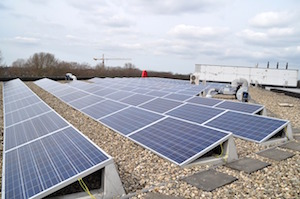 Commercial Solar in California Shines as Residential Market Slows
