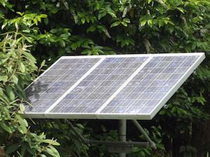 Yorkshire, England Village Starts Solar Battery Trial