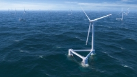 A Buoyant Future for Floating Wind Turbines?