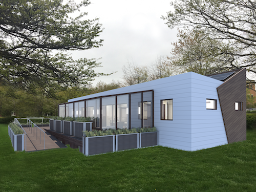 Northwestern Seeks to Build a Sustainable House that Appeals to Baby Boomers Looking to Age in Place