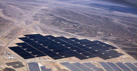 First Solar Commissions 52.5-MW Shams Ma'an Plant in Jordan