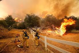 Reports say Ranch Fire now largest wildfire in California history