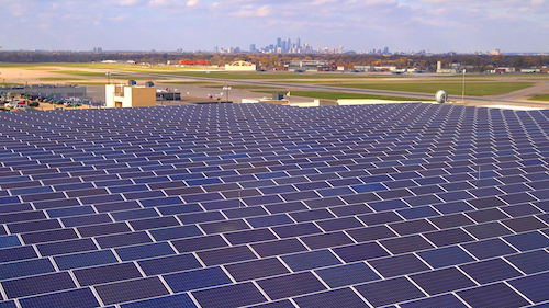 Solar-Powered Airports Are Taking Off Worldwide
