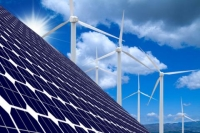 Solar Growth Outpaces Wind for First Time