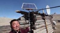 Solar Power Lights Up Future for Mongolian Herders