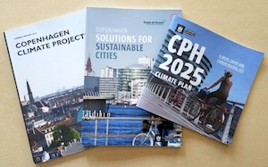Copenhagen's Four-Fold Path to Carbon Neutrality
