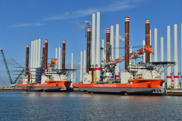 MHI Vestas Offshore Wind awards contract to install wind turbines for Moray East project