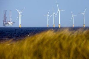Microsoft and Eneco sign Netherlands wind energy agreement to power the cloud