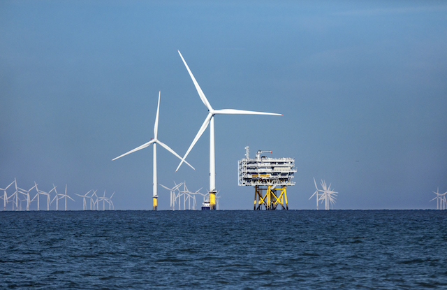Ørsted bets hydrogen + offshore wind will be key to meeting climate goals