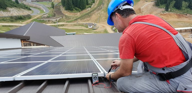 A small-scale solar project with a big impact in Georgia