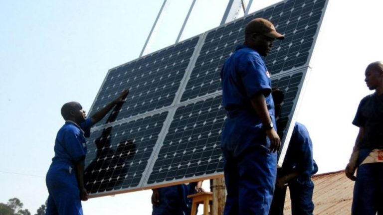 Commercial and industrial customers to accelerate the energy transition in Africa