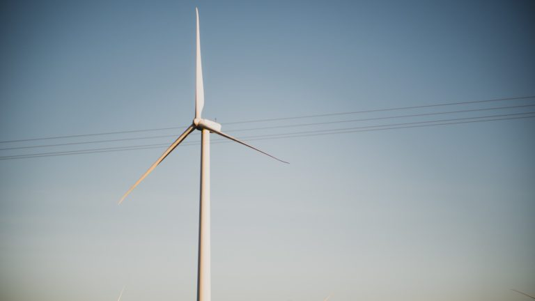 Wind turbine blade recycler trying to fit the pieces together at Iowa factory