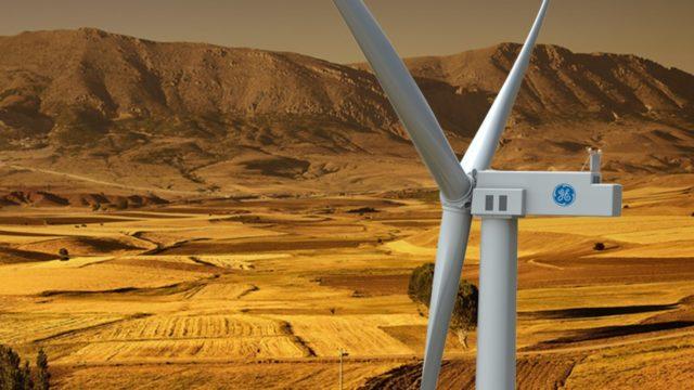 Turkey Cypress Wind Turbines