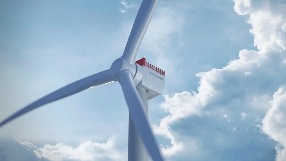 Recyclable Wind Turbine Blade