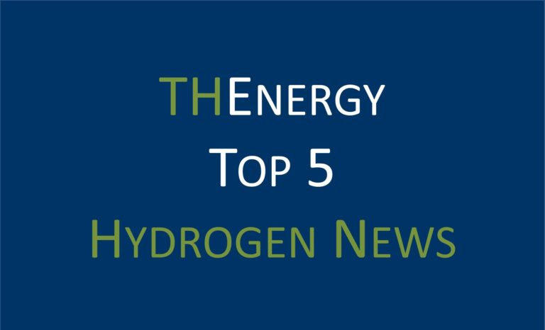 Top hydrogen news from July 2020
