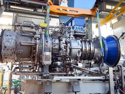Baker Hughes, Snam test hydrogen-methane turbine for gas transmission network